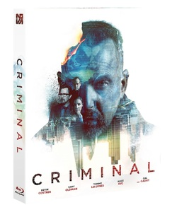BLU-RAY / CRIMINAL 500 NUMBERED LE (16P BOOKLET + POSTCARDS 5EA + CHARACTER CARD 5EA)