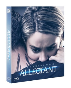 BLU-RAY / ALLEGIANT 700 COPIES LE (16P BOOKLET + POST CARDS 6EA + CHARACTER CARD 5EA)