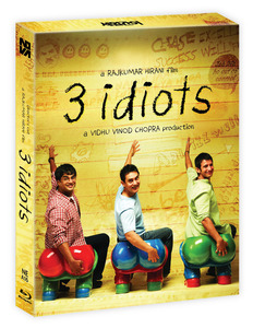 BLU-RAY / NA#16 3 IDIOTS DIRECTORS VER._LENTICULAR FULL SLIP LIMITED EDITION(700 NUMBERED)