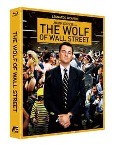 BLU-RAY / THE WOLF OF WALL STREET LENTICULAR FULL SLIP LE (1,500 NUMBERED)