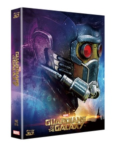 GUARDIANS OF THE GALAXY VOL.1 STEELBOOK FULL SLIP A (NE#15)