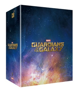 GUARDIANS OF THE GALAXY VOL.1 STEELBOOK ONE-CLICK BOX SET (NE#15)