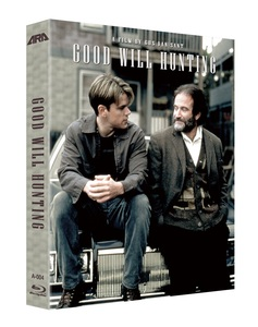 BLU-RAY / GOOD WILL HUNTING LENTICULAR LE