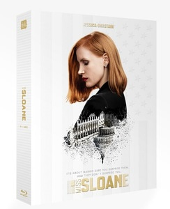 BLU-RAY / MISS SLOANE FULL SLIP LE