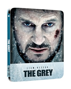 THE GREY STEELBOOK 1/4 SLIP (NE#16)