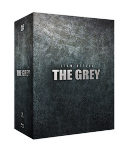 THE GREY STEELBOOK ONE-CLICK BOX SET (NE#16)