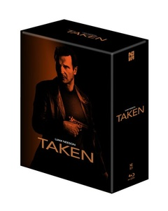 TAKEN STEELBOOK ONE-CLICK BOX SET (NE#21)