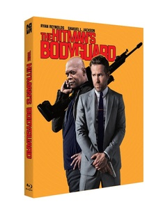BLU-RAY / THE HITMAN'S BODYGUARD (PLAIN EDITION)