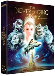 BLU-RAY / The NeverEnding Story FULL SLIP