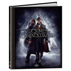 BLU-RAY / Fantastic Beasts: The Crimes of Grindelwald (2D+3D) DIGIBOOK LE
