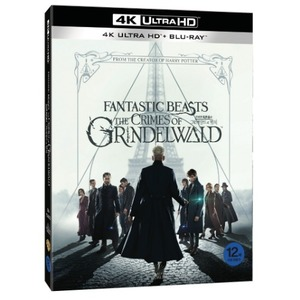 BLU-RAY / Fantastic Beasts: The Crimes of Grindelwald (2D+4K UHD)