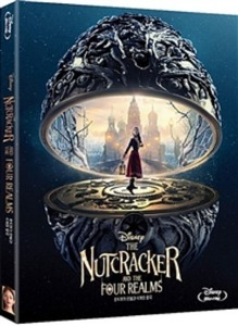 BLU-RAY / The Nutcracker and the Four Realms