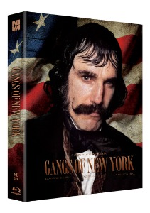 Gangs of New York STEELBOOK FULL SLIP (NE#24)