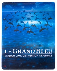 BLU-RAY / Le Grand Bleu STEELBOOK Plain Edition