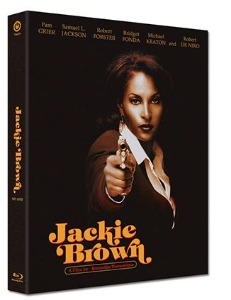 BLU-RAY / Jackie Brown Plain Edition