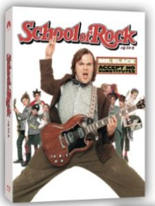 BLU-RAY / School of Rock (1Disc, First Release LE)